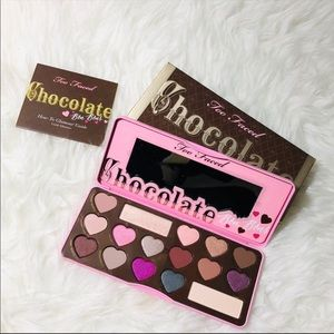 NIB Too Faced Chocolate Bon Bons Eyeshadow Palette